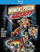 Womens Prison Massacre (Blu-ray + DVD Combo) Blu-ray
