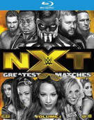 WWE: NXTs Greatest Matches Vol. 1 Blu-ray