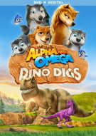 Alpha & Omega: Dino Digs (DVD + UltraViolet) Movie