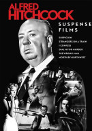 Alfred Hitchcock Suspense Films Collection Movie