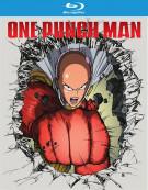 One- Punch Man Blu-ray