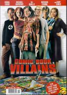Comic Book Villains Movie