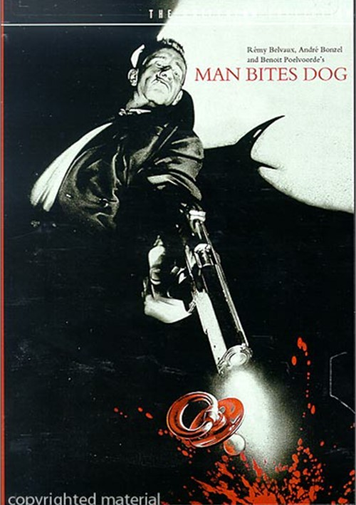 Man Bites Dog: The Criterion Collection Movie
