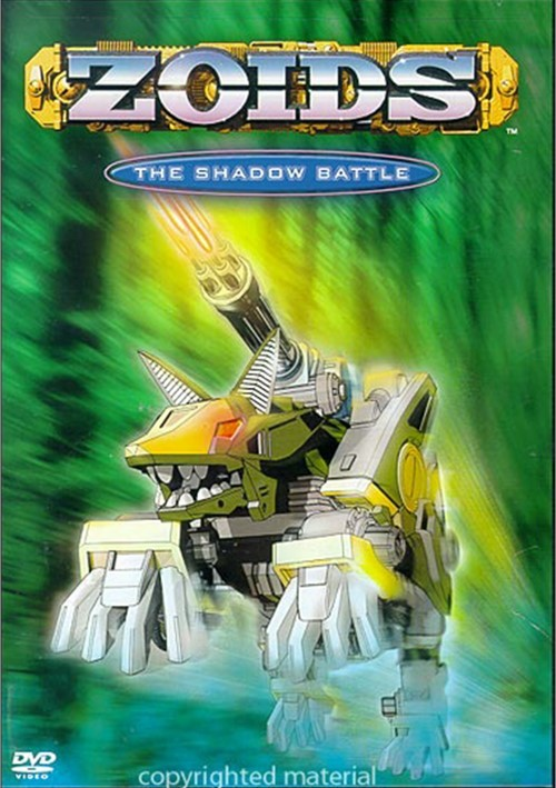 Zoids: The Shadow Battle (V.5) Movie