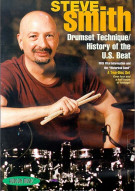 Steve Smith: Drumset Technique / History of the U.S. Beat Movie