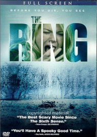 Ring, The (Fullscreen) Movie