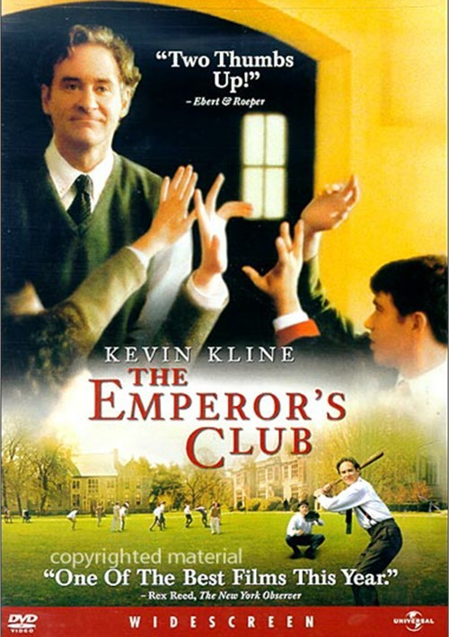 Emperors Club (Widescreen) Movie