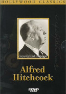 Alfred Hitchcock: The Lady Vanishes / The 39 Steps / The Man Who Knew Too Much (3 DVD Set) Movie