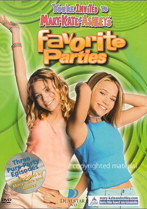 Youre Invited To Mary-Kate & Ashleys Favorite Parties Movie
