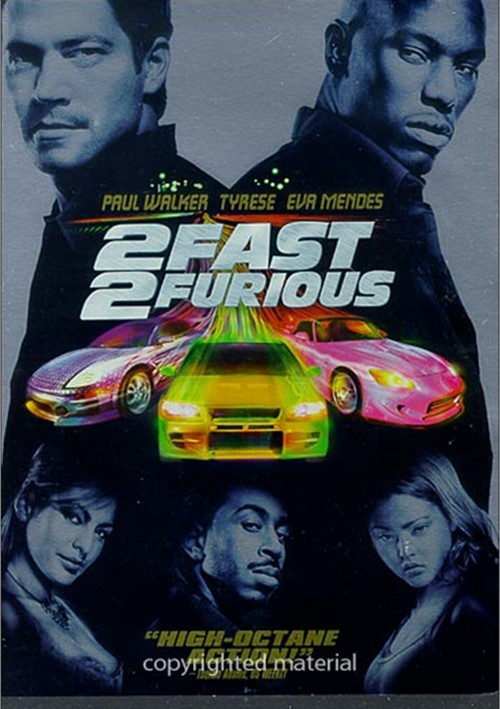 2 Fast 2 Furious / Spy Game (2 Pack) Movie