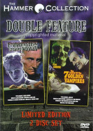 Hammer Collection, The: Frankenstein Created Woman/The Legend Of The Seven Golden Vampires Movie