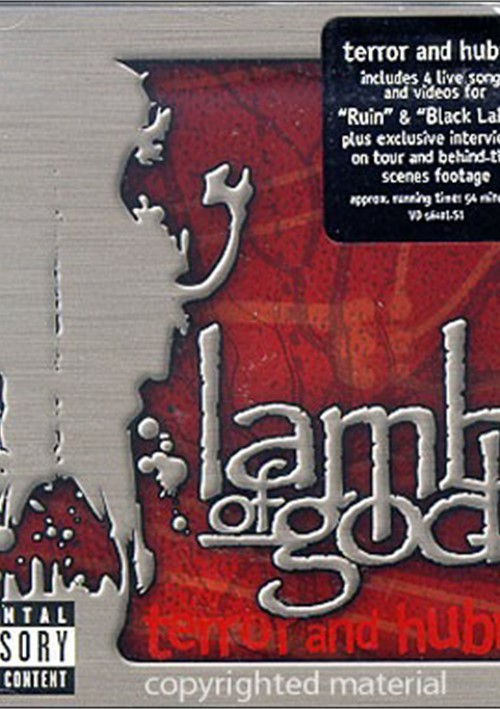Lamb Of God: Terror and Hubris Movie