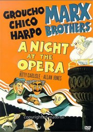 Night At The Opera, A Movie