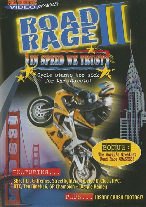 Road Rage II: In Speed We Trust Movie