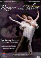 Romeo & Juliet (The Royal Ballet Covent Garden) Movie