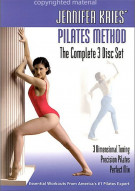 Jennifer Kries Pilates Method: The Complete 3 Disc Set Movie