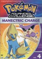 Pokemon Advanced Challenge: Manectric Charge - Volume 4 Movie