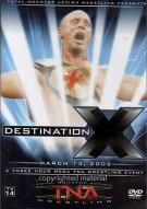 Total Nonstop Action Wrestling: Destination X 2005 Movie