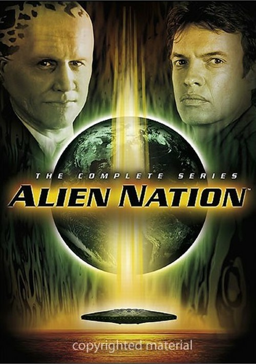 Alien Nation: The Complete TV Series Movie