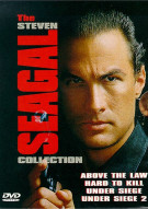 Steven Seagal Collection Movie