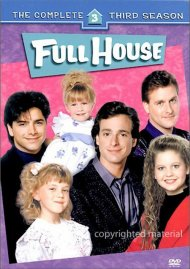 Full House: The Complete Third Season Movie