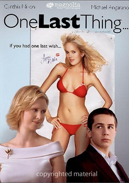 One Last Thing... Movie