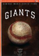 Vintage World Series Films: New York Giants Movie