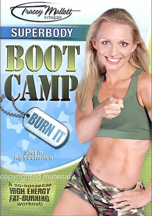 Super Body Boot Camp: Burn It Movie