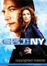 CSI: NY - The Complete Second Season Movie