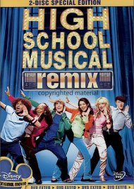 High School Musical: Remix Edition Movie