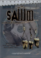Saw III: Unrated (Widescreen) Movie