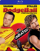 Dodgeball: Unrated Blu-ray