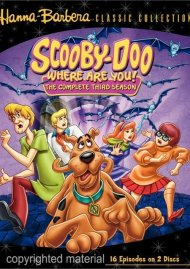Scooby-Doo, Where Are You?: The Complete 3rd Season Movie