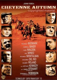 Cheyenne Autumn Movie