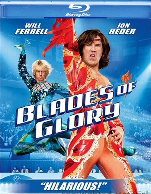 Blades Of Glory Blu-ray
