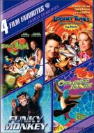 4 Film Favorites: Family Comedies Movie