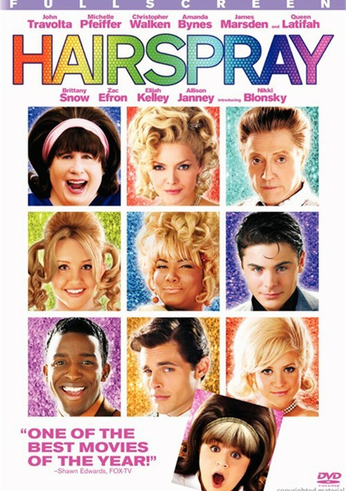 Hairspray (Fullscreen) Movie