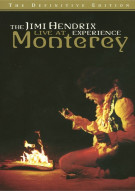 Jimi Hendrix Experience, The: Live At Monterey Movie