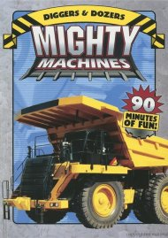 Mighty Machines: Diggers & Dozers Movie