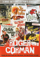 Directed By Roger Corman: 3 Disc Set Collectors Edition Movie