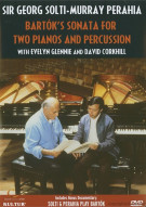 Solti And Perahia: Bartoks Sonata For Two Pianos And Percussion Movie