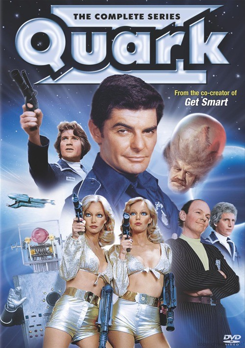 Quark: The Complete Series Movie
