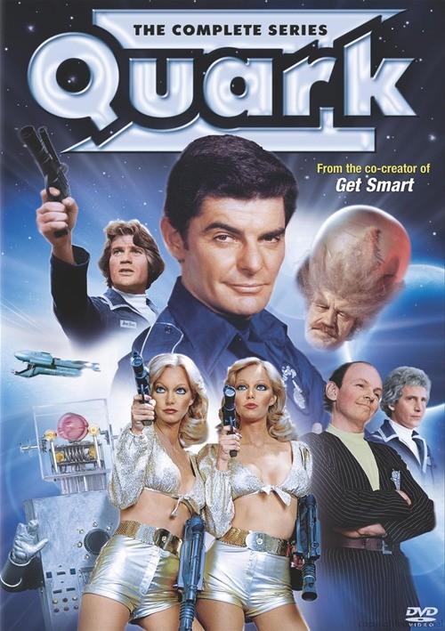 Quark: The Complete Series Movie