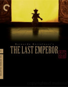 Last Emperor, The: The Criterion Collection Blu-ray