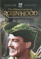 Adventures Of Robin Hood: The Complete Second Season Movie