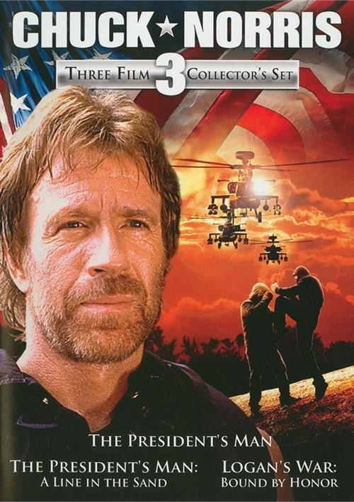 Chuck Norris (3 Movies...