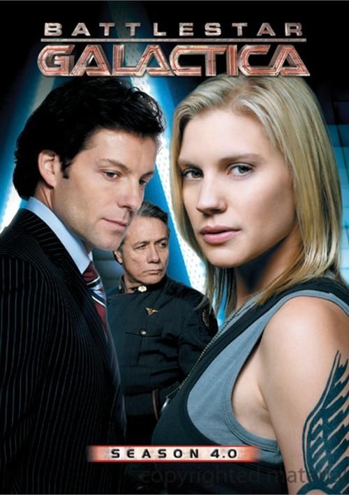 Battlestar Galactica (2004): Season 4.0 Movie