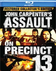 Assault On Precinct 13: Restored Collectors Edition Blu-ray