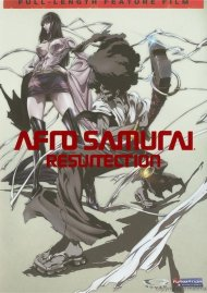 Afro Samurai: Resurrection - Spike Version Movie