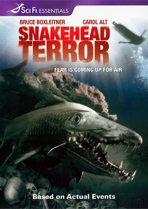 Snakehead Terror Movie